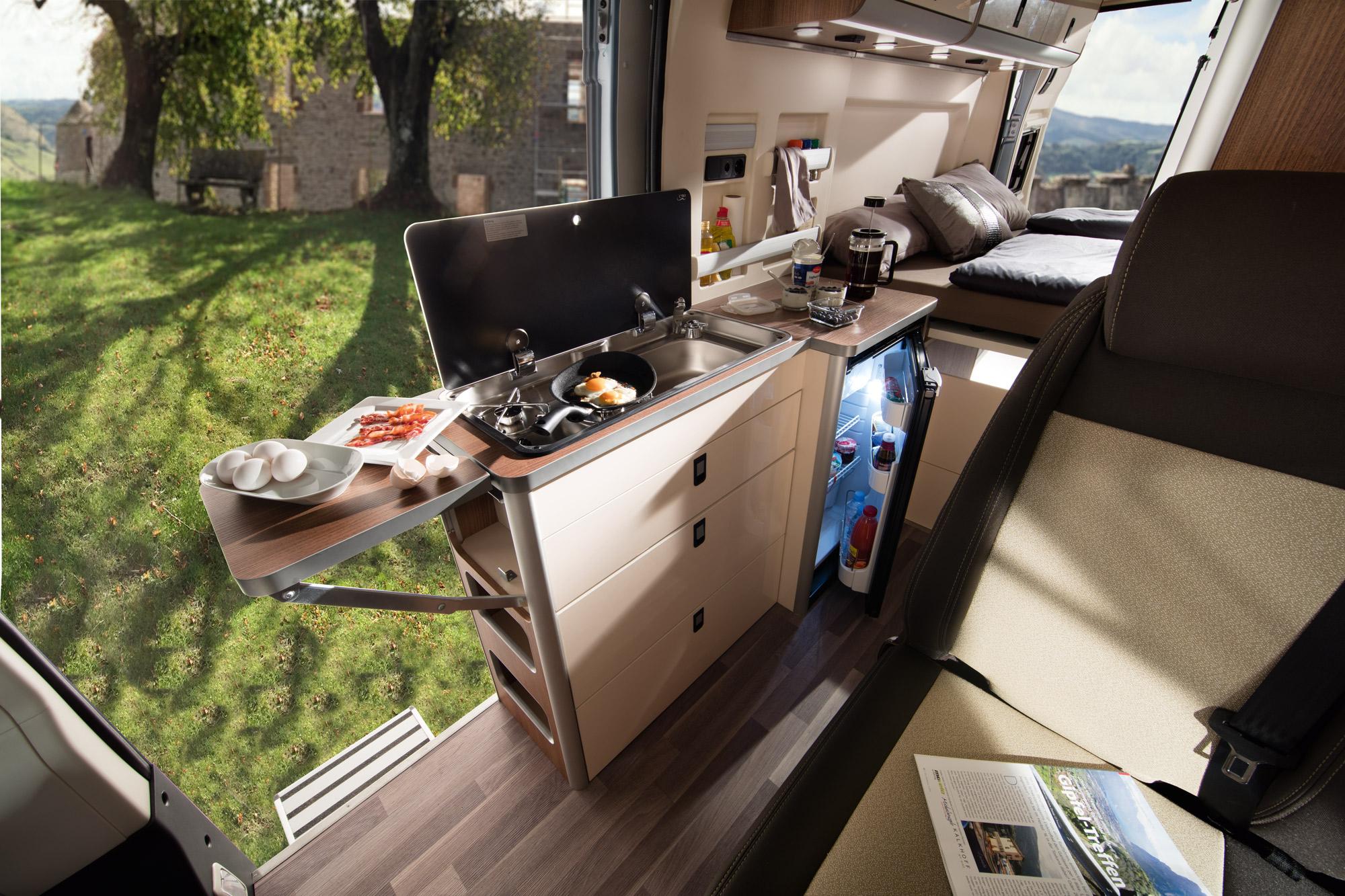 amundsen 600d westfalia mobil gmbh. Black Bedroom Furniture Sets. Home Design Ideas